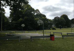 Capture BasketBall Court